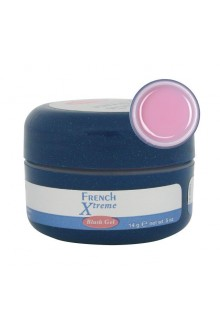ibd French Xtreme Blush Gel (Sheer Pink) - 0.5oz / 14g