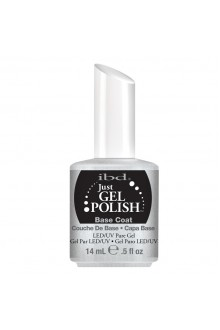 ibd Just Gel Polish - Base Coat - 0.5oz / 14ml