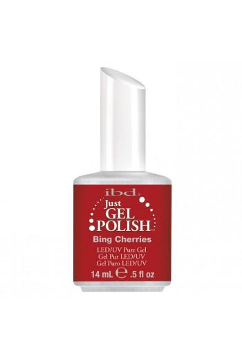 ibd Just Gel Polish - Bing Cherries - 0.5oz / 14ml