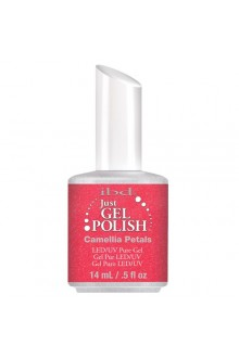 ibd Just Gel Polish - Camellia Petals - 0.5oz / 14ml