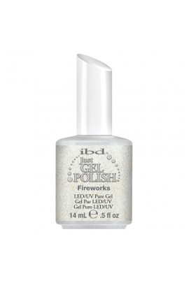 ibd Just Gel Polish - Fireworks - 0.5oz / 14ml
