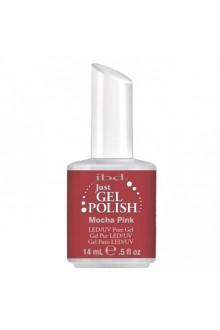 ibd Just Gel Polish - Mocha Pink - 0.5oz / 14ml