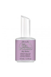 ibd Just Gel Polish - My Babe - 0.5oz / 14ml