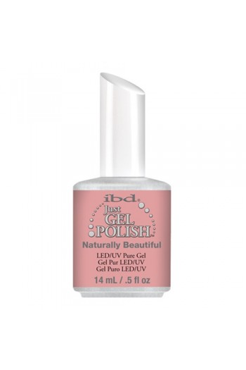 ibd Just Gel Polish - Naturally Beautiful - 0.5oz / 14ml