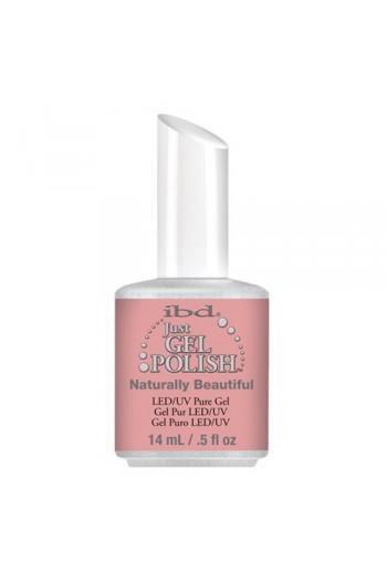 ibd Just Gel Polish - Naturally Beautiful - 0.5oz / 14ml