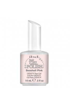 ibd Just Gel Polish - Seashell Pink - 0.5oz / 14ml