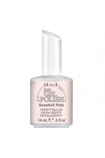 ibd Just Gel Polish - Seashell Pink - 0.5oz / 14ml