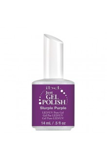ibd Just Gel Polish - Slurple Purple - 0.5oz / 14ml