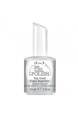 ibd Just Gel Polish - Top Coat - 0.5oz / 14ml