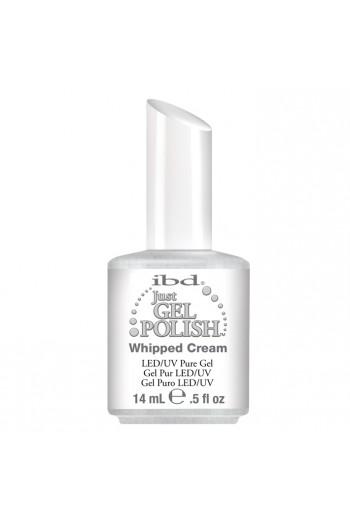 ibd Just Gel Polish - Whipped Cream - 0.5oz / 14ml