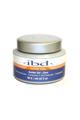 ibd UV Builder Gel - Clear - 2oz / 56g