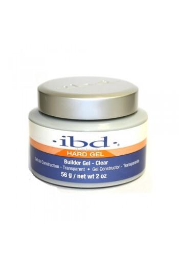 ibd UV Builder Gel - Clear - 2oz / 56g