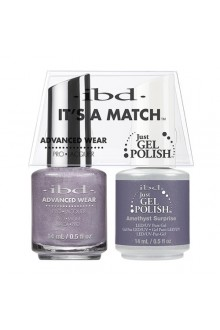 "ibd Advanced Wear - ""It's A Match"" Duo Pack - Amethyst Surprise - 14ml / 0.5oz Each"
