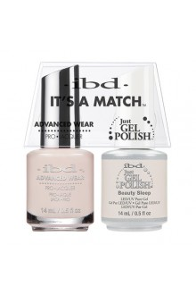 "ibd Advanced Wear - ""It's A Match"" Duo Pack - Beauty Sleep - 14ml / 0.5oz Each"