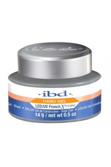 ibd French Xtreme LED/UV Gel - Blush - 0.5oz / 14g
