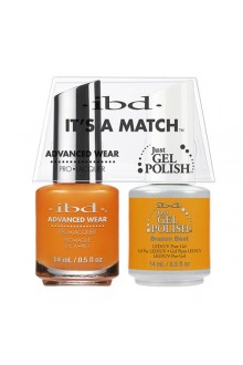 "ibd Advanced Wear - ""It's A Match"" Duo Pack - Brazen Beat - 14ml / 0.5oz Each"