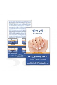 ibd LED/UV Builder Gel - Intro Kit