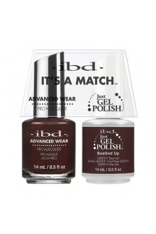 "ibd Advanced Wear - ""It's A Match"" Duo Pack - Bustled Up - 14ml / 0.5oz Each"