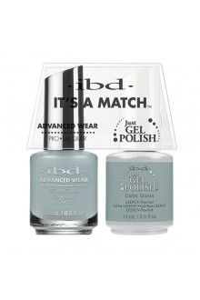 "ibd Advanced Wear - ""It's A Match"" Duo Pack - Calm Oasis - 14ml / 0.5oz Each"