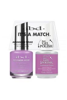 "ibd Advanced Wear - ""It's A Match"" Duo Pack - Cashmere Cutie - 14ml / 0.5oz Each"