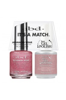 "ibd Advanced Wear - ""It's A Match"" Duo Pack - Debutante Ball - 14ml / 0.5oz Each"