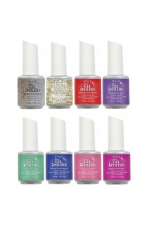 ibd Just Gel Polish - 2015 Summer Dolce Vita Collection - 14ml / 0.5oz Each - All 8 Colors