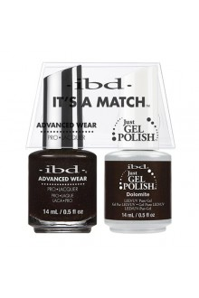 "ibd Advanced Wear - ""It's A Match"" Duo Pack - Dolomite - 14ml / 0.5oz Each"