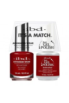 "ibd Advanced Wear - ""It's A Match"" Duo Pack - Enthralled - 14ml / 0.5oz Each"