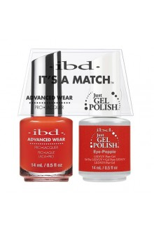 "ibd Advanced Wear - ""It's A Match"" Duo Pack - Eye Poppie - 14ml / 0.5oz Each"