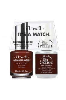 "ibd Advanced Wear - ""It's A Match"" Duo Pack - Fall Forward - 14ml / 0.5oz Each"