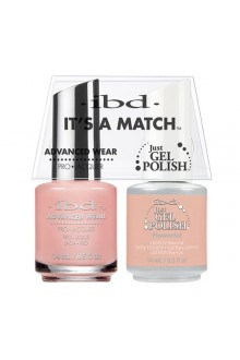 "ibd Advanced Wear - ""It's A Match"" Duo Pack - Flowerful - 14ml / 0.5oz Each"