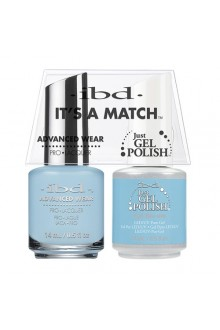 "ibd Advanced Wear - ""It's A Match"" Duo Pack - Full Blu-um - 14ml / 0.5oz Each"