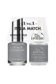"ibd Advanced Wear - ""It's A Match"" Duo Pack - Head in the Clouds - 14ml / 0.5oz Each"
