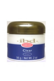 ibd LED/UV Gel - Clear - 2oz / 56g