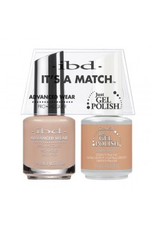 "ibd Advanced Wear - ""It's A Match"" Duo Pack - Indie Oasis - 14ml / 0.5oz Each"