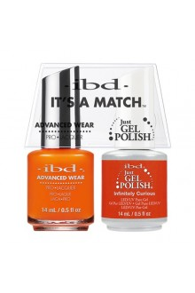 "ibd Advanced Wear - ""It's A Match"" Duo Pack - Infinitely Curious - 14ml / 0.5oz Each"
