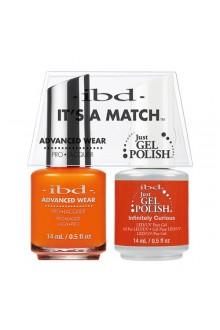 "ibd Advanced Wear - ""It's A Match"" Duo Pack - Infinitely Curious - 14ml / 0.5oz Each"