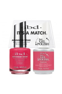 "ibd Advanced Wear - ""It's A Match"" Duo Pack - Ingenue - 14ml / 0.5oz Each"