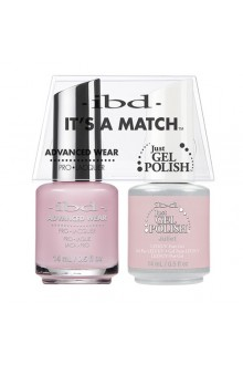 "ibd Advanced Wear - ""It's A Match"" Duo Pack - Juliet - 14ml / 0.5oz Each"