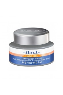 ibd LED/UV Builder Gel - Natural II - 0.5oz / 14g
