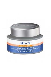 ibd LED/UV Builder Gel - Pink II - 0.5oz / 14g