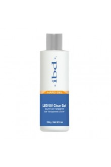 ibd LED/UV Gel - Clear - 8oz / 26g