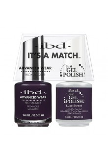 "ibd Advanced Wear - ""It's A Match"" Duo Pack - Luxe Street - 14ml / 0.5oz Each"