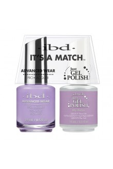 "ibd Advanced Wear - ""It's A Match"" Duo Pack - My Babe - 14ml / 0.5oz Each"