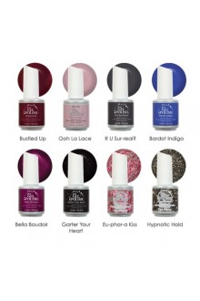 ibd Just Gel Polish - Neo Romantique Collection - All 8 Colors