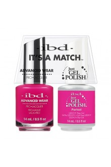 "ibd Advanced Wear - ""It's A Match"" Duo Pack - Parisol - 14ml / 0.5oz Each"