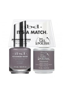 "ibd Advanced Wear - ""It's A Match"" Duo Pack - Patchwork - 14ml / 0.5oz Each"