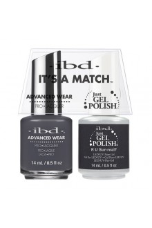 "ibd Advanced Wear - ""It's A Match"" Duo Pack - R U Surreal? - 14ml / 0.5oz Each"