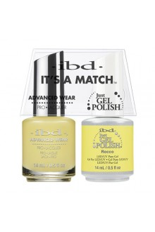 "ibd Advanced Wear - ""It's A Match"" Duo Pack - Rocco - 14ml / 0.5oz Each"