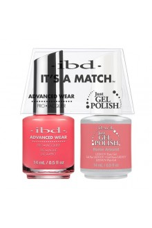"ibd Advanced Wear - ""It's A Match"" Duo Pack - Rome Around - 14ml / 0.5oz Each"